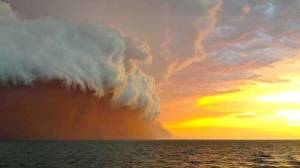 Cyclone Narelle about to hit WA